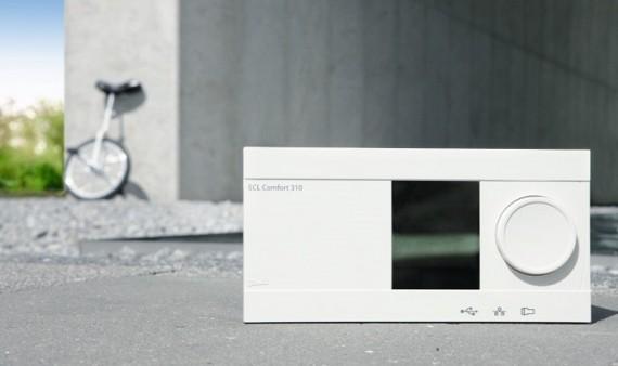 Расширен функционал контроллеров ECL Comfort
